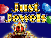 Играть в Just Jewels в казино Вулкан