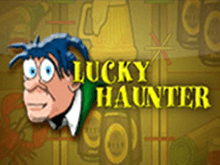 Автомат Lucky Haunter в казино Вулкан