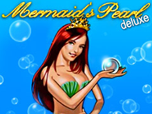 Автомат Mermaid's Pearl Deluxe в казино Вулкан